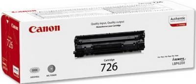 Тонер-картридж Canon Cartridge 726 (3483B002) - общий вид