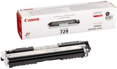 Тонер-картридж Canon 729 (4370B002) - общий вид