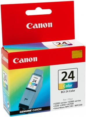 Картридж Canon BCI-24 Color (6882A002) - общий вид