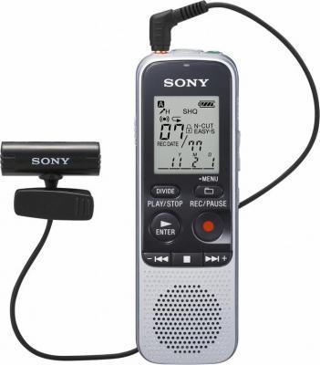 Цифровой диктофон Sony ICD-BX112M - общий вид