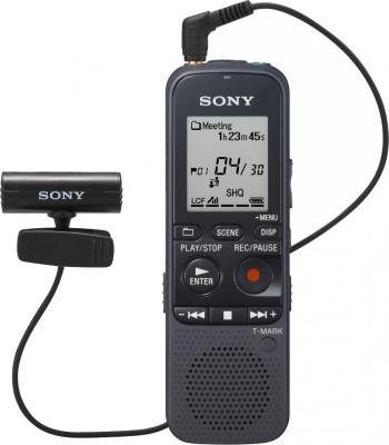 Цифровой диктофон Sony ICD-PX312M - общий вид