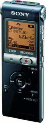 Цифровой диктофон Sony ICD-UX512 Black - общий вид