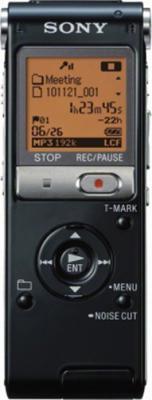 Цифровой диктофон Sony ICD-UX502 Black - общий вид