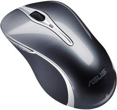 Мышь Asus BX700 Gray - общий вид