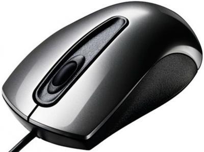 Мышь Asus UT200 Gray - общий вид