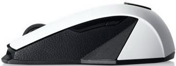 Мышь Asus WX-Lamborghini Wireless Laser Mouse White - общий вид