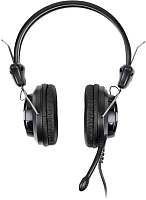 Наушники-гарнитура A4Tech HS-28 / 052806 -