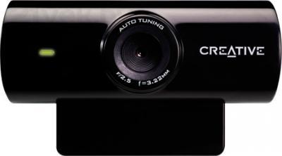 Веб-камера Creative Live! Cam Sync (Black) - общий вид