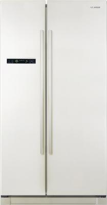 Холодильник с морозильником Samsung RSA1NHWP1 - общий вид