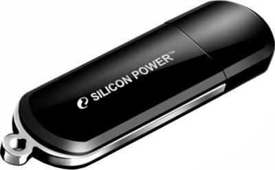Usb flash накопитель Silicon Power LuxMini 322 8 Gb (SP008GBUF2322V1K) - общий вид