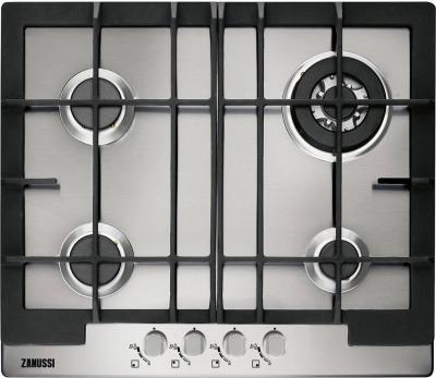 Газовая варочная панель Zanussi ZGG66424XA - Общий вид