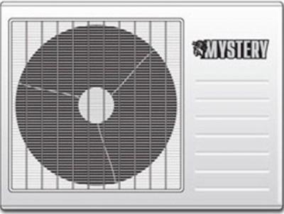Сплит-система Mystery MSS-09R03 - внешний блок