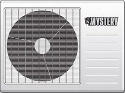 Сплит-система Mystery MSS-12R03 - внешний блок