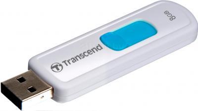 Usb flash накопитель Transcend JetFlash 530 8 Gb (TS8GJF530) - общий вид