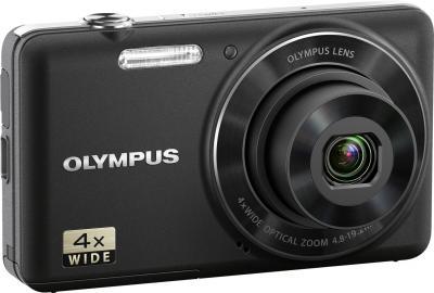 Компактный фотоаппарат Olympus VG-150 Black - общий вид
