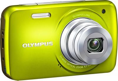 Компактный фотоаппарат Olympus VH-210 Green - общий вид