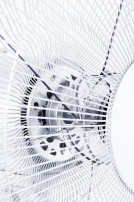 Вентилятор Midea FS40-4AR - внутренний вид
