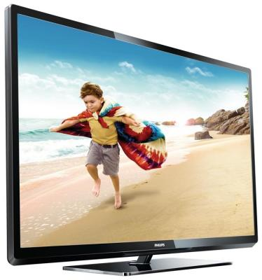 Телевизор Philips 37PFL3507H/60 - общий вид