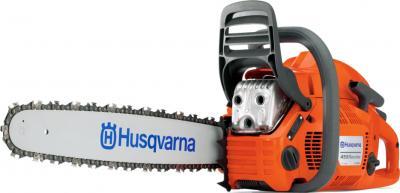 Бензопила цепная Husqvarna 455 e-series Rancher (966 76 79-15) - общий вид
