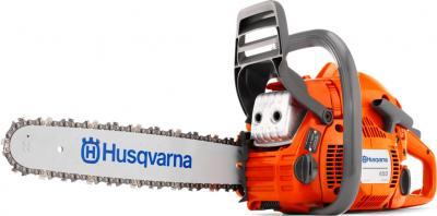 Бензопила цепная Husqvarna 450 e-series - общий вид