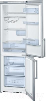 Холодильник с морозильником Bosch KGS36XL20R - общий вид