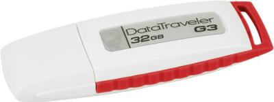 Usb flash накопитель Kingston DataTraveler G3 32 Gb (DTIG3/32GB) - общий вид