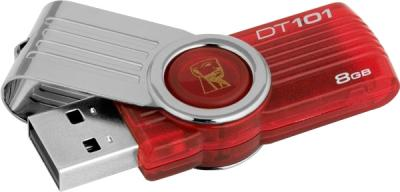Usb flash накопитель Kingston DataTraveler 101 G2 8 Gb (DT101G2/8GB) - общий вид