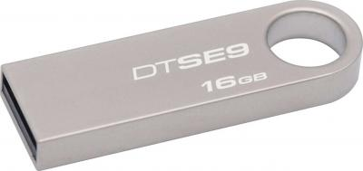 Usb flash накопитель Kingston DataTraveler SE9 16 Гб (DTSE9H/16GB) - общий вид