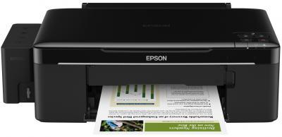 Мфу Epson L200 - общий вид