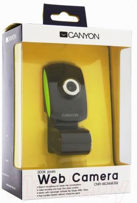 Веб-камера Canyon CNR-WCAM43G1 - в упаковке