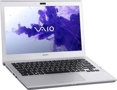 Ноутбук Sony SVT1311X1RS - Главная