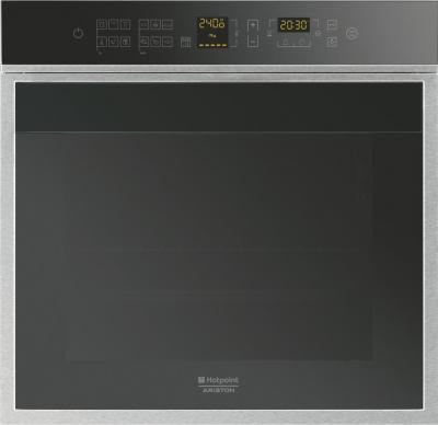 Электрический духовой шкаф Hotpoint FK 1037EN. 20X/HA - вид спереди