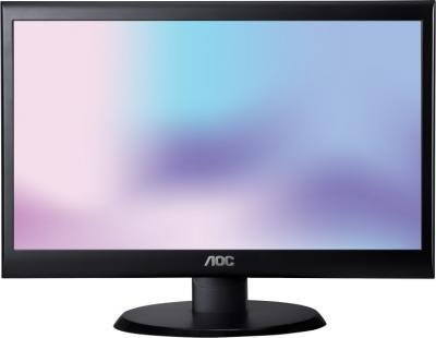 Монитор AOC E950SWN - фронтальный вид