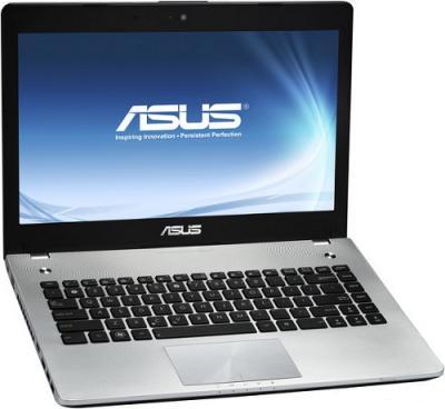 Ноутбук Asus N46VZ-V3030D - Главная