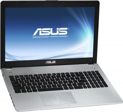 Ноутбук Asus N56VZ-S4043D - общий вид