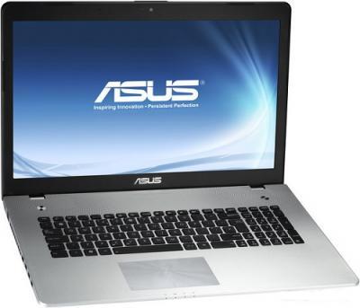 Ноутбук Asus N76VZ-V2G-T1007V - Главная