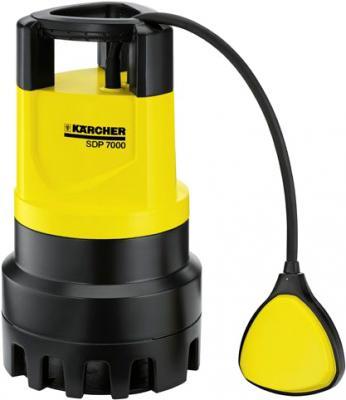 Дренажный насос Karcher SDP 7000 - общий вид
