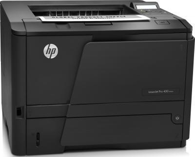 Принтер HP LaserJet Pro 400 M401a (CF270A) - общий вид