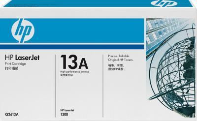Тонер-картридж HP 13A (Q2613A) - общий вид