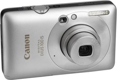 Компактный фотоаппарат Canon Digital IXUS 100 IS (PowerShot SD780 IS) - Вид спереди