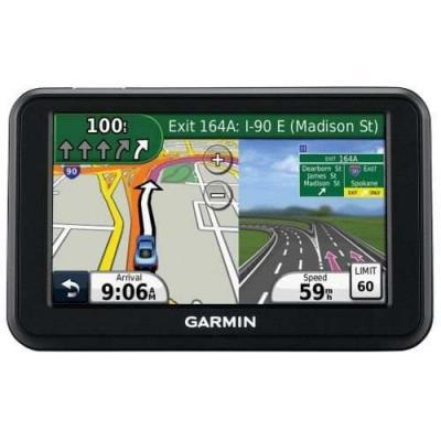 GPS навигатор Garmin Nuvi 40 - спереди