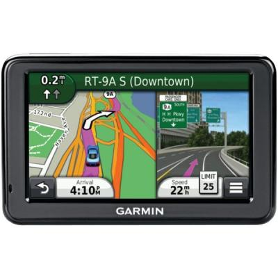 GPS навигатор Garmin nuvi 2495 - спереди