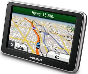 GPS навигатор Garmin nuvi 2555 - повернут