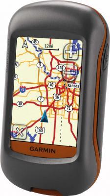 Туристический навигатор Garmin Dakota 20 - вид сбоку