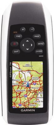 Туристический навигатор Garmin GPSMAP 78 - вид спереди