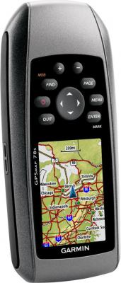 Туристический навигатор Garmin GPSMAP 78s - вид сбоку