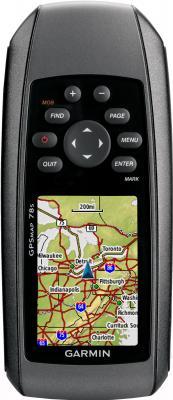 Туристический навигатор Garmin GPSMAP 78s - вид спереди