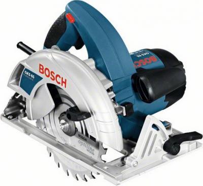 Профессиональная дисковая пила Bosch GKS 65 Professional - общий вид