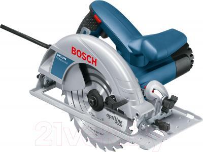 Профессиональная дисковая пила Bosch GKS 190 Professional (0.601.623.000) - общий вид