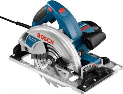 Профессиональная дисковая пила Bosch GKS 65 GCE Professional (0.601.668.900) - общий вид